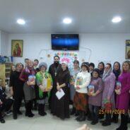 День матери в храме Введения во храм Пресвятой Богородицы